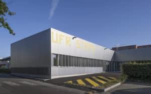 Bâtiment UFR STAPS de Nantes