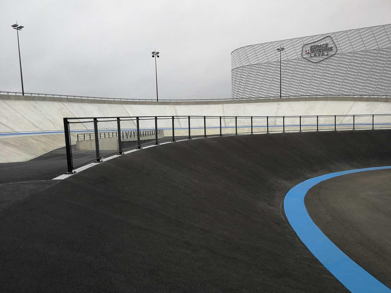 Vélodrome Espace Mayenne